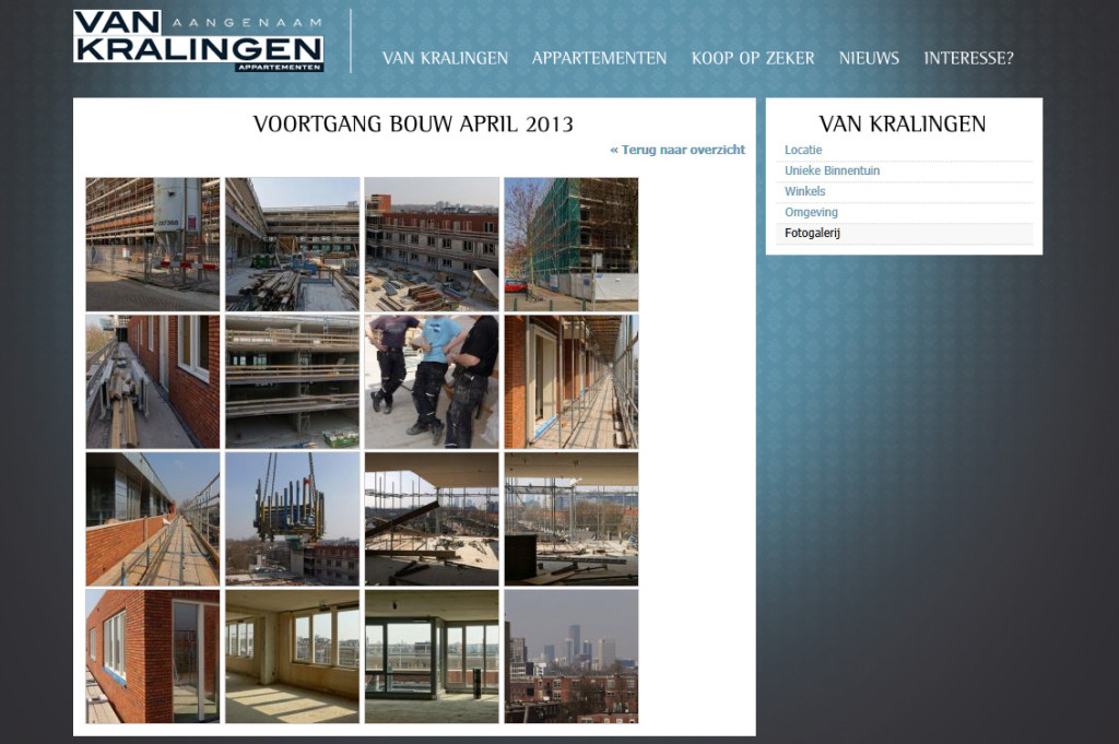 Van Kralingen april 2013