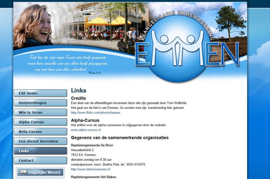 Website ESE